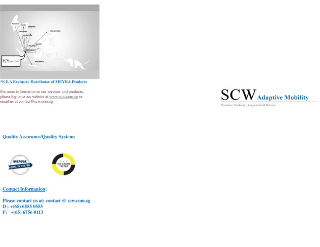 SCW Adaptive Mobility