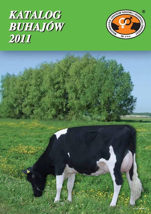 Katalog Buhajów MCHiRZ 2011
