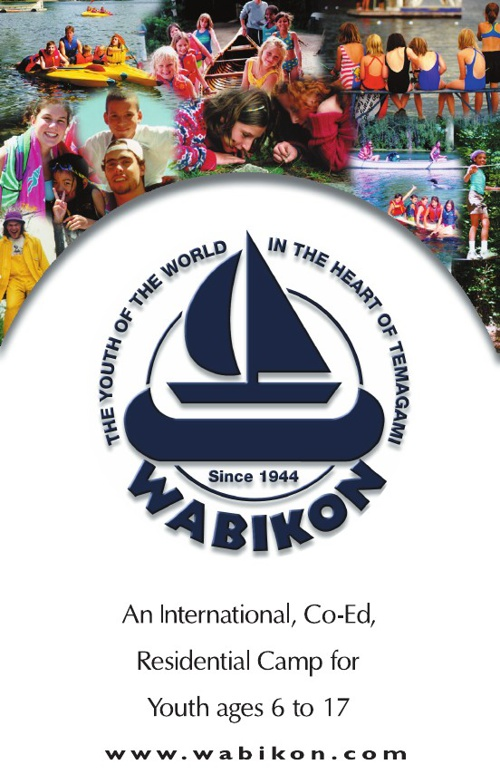 Camp Wabikon Brochure