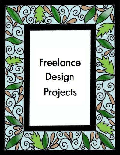 Freelance Design Projects Look Book