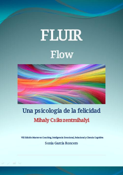 SONIA GARCIA1 - 2º TRABAJO FLUIR (flow)