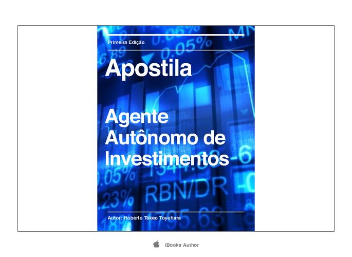 Apostila Agente Autonomo de Investimentos