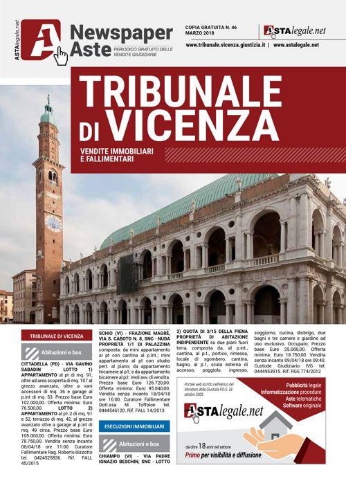 Vicenza marzo 2018