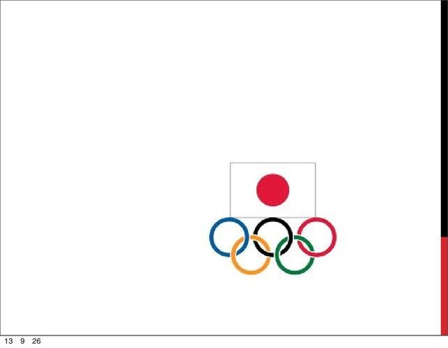 東京オリンピックの背景