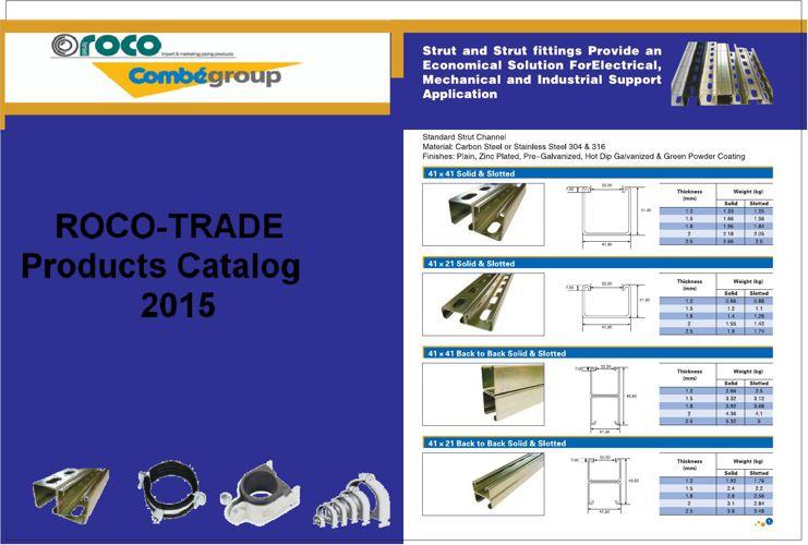 Roco Trade Catalog