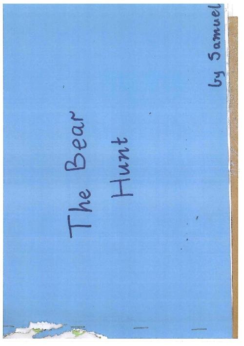 The Bear Hunt, by Samuel