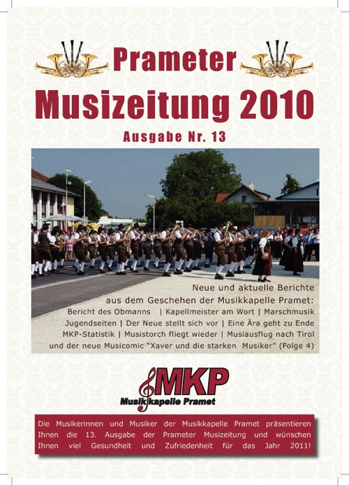 Musizeitung 2010 (Teil 1)