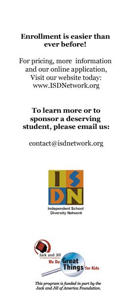 ISDN On Track Program: Foundations for Success _ Digital Brochur