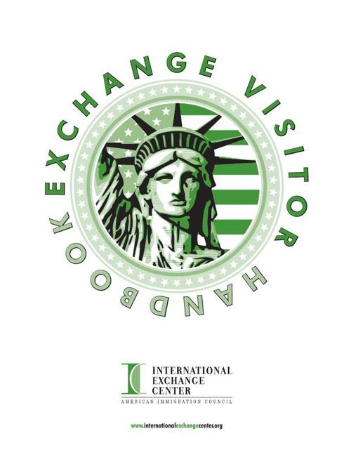 Exchange Visitor Program Handbook