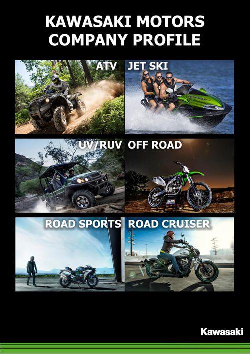 Kawasaki Motors Australia Pty Ltd - Company Profile