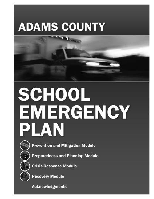 ACYI School Emergency Plan
