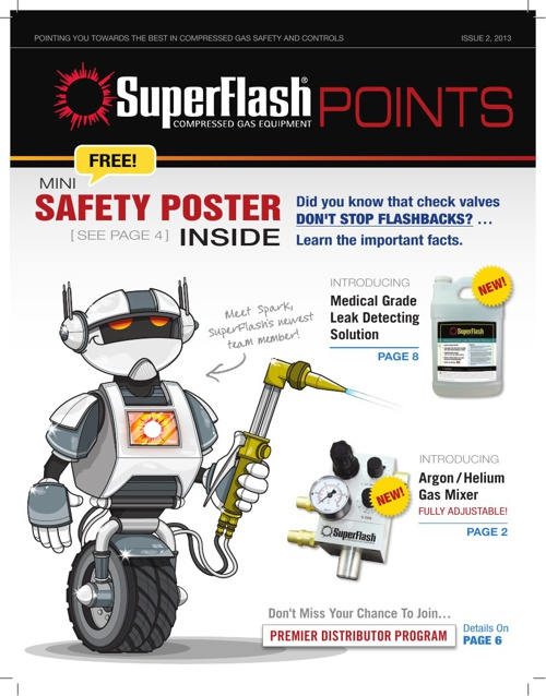 SF Points Issue 2 Vol 2013