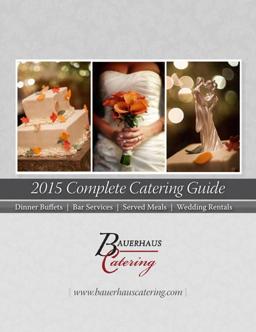 2015 Complete Catering Guide