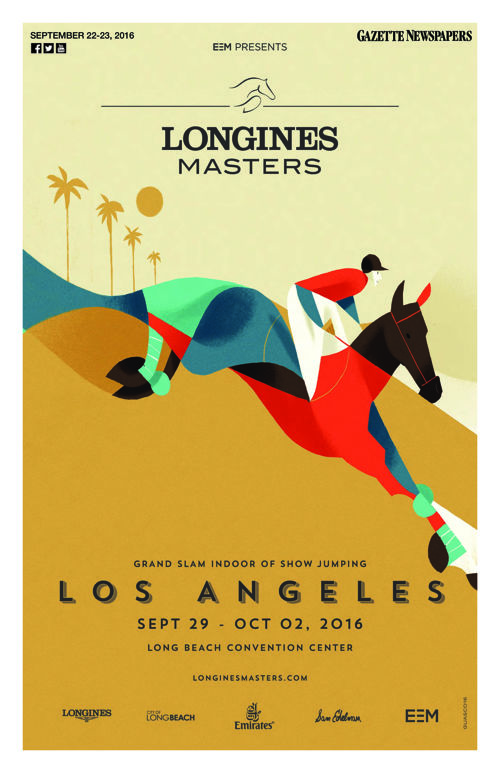 Longines Masters Special Section | 9-22-16