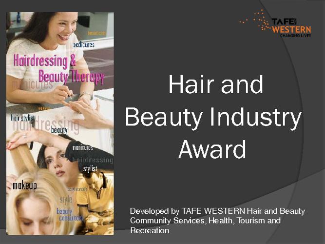 Industry Award