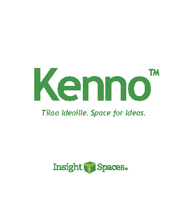 Kenno - Tilaa Ideoille. Space for Ideas