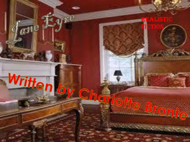 Jane Eyre - Olivia Robinson (: