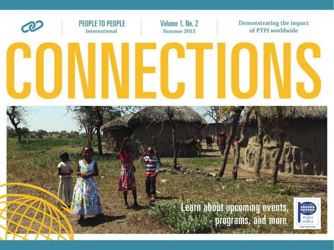 Connections, Summer 2015 | Vol. 1, No. 2