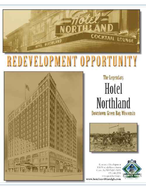 Hotel Northland Brochure