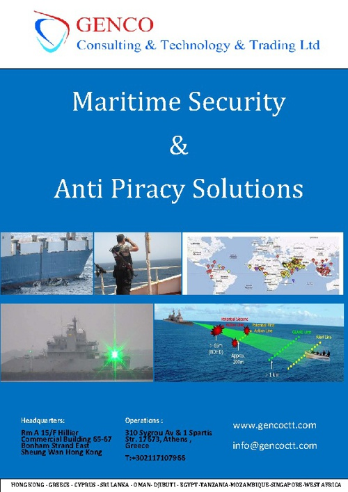 GENCO MARITIME SECURITY SOLUTIONS