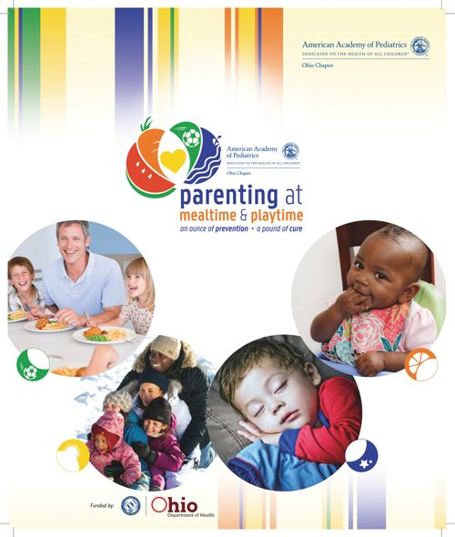 Parenting at Mealtime and Playtime - Resource Notebook