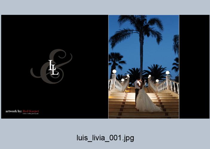 Livia e Luis