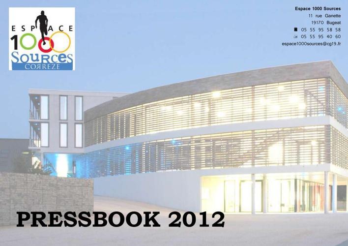 PressBook 2012