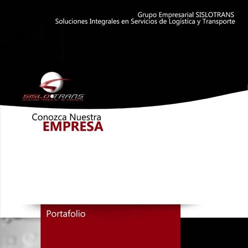 Brochure Corporativo SISLOTRANS
