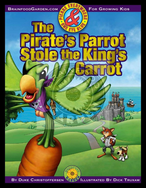 The Pirate's Carrot