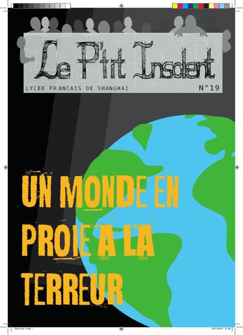 Le Ptit insolent - novembre 2014