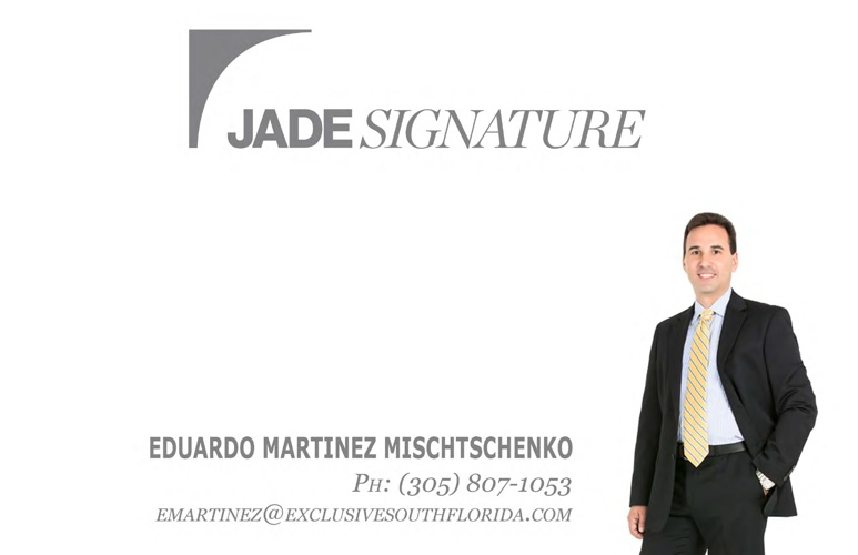 Jade Signature Brochure