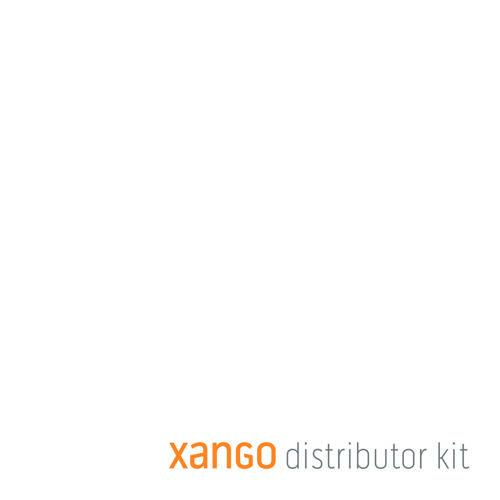 XANGO Distributor Kit 2016