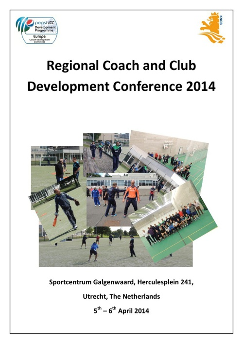 Regional Coach and Club Development Conference 2014