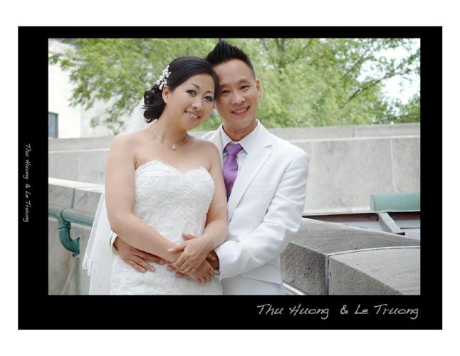 Thu Huong et Le Truong