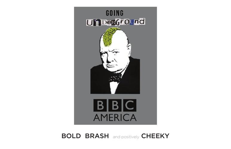 BBC Blitz Mood Boards