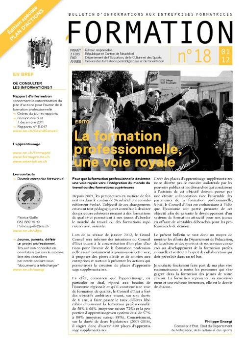 InFORMATION 18