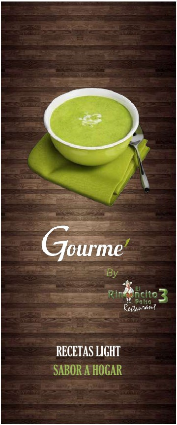Menu Gourmet by MenuDemographics
