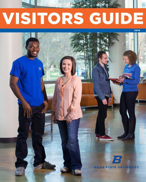 Boise State Visitors Guide 2014 (1)