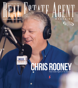 Real Estate Agent of the Month Chris Rooney