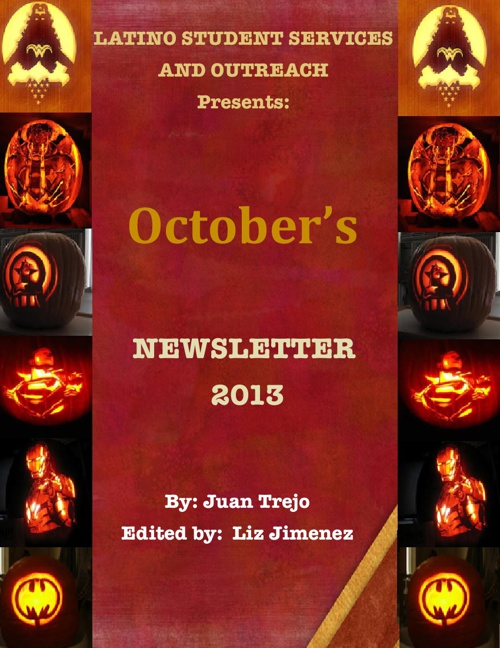 October's Newsletter