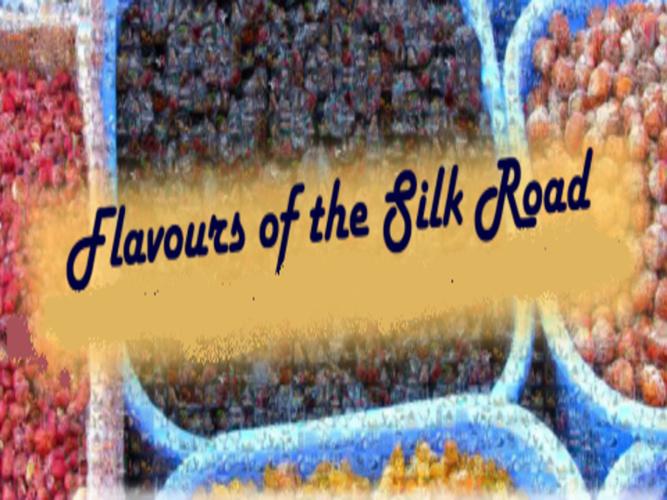 Silk Road Tour Brochure