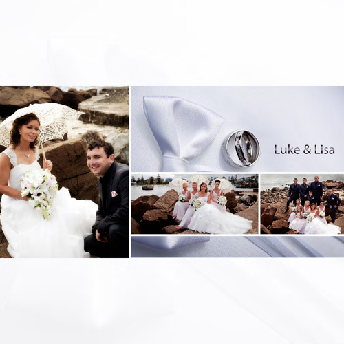 Luke & Lisa (Wedding Album) - Final