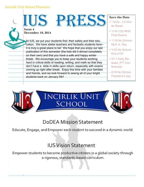 IUS Press 2014-15 Issue 4