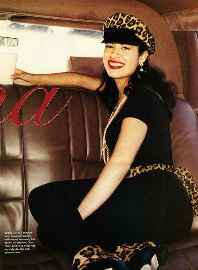 Selena on Latina: 10 years Later