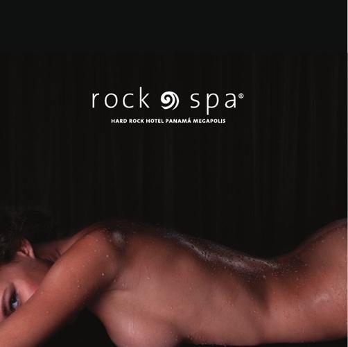 Folleto Rock Spa Español