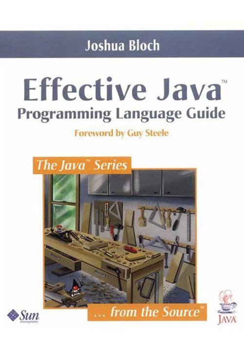 Effective Java - Programming Language Guide