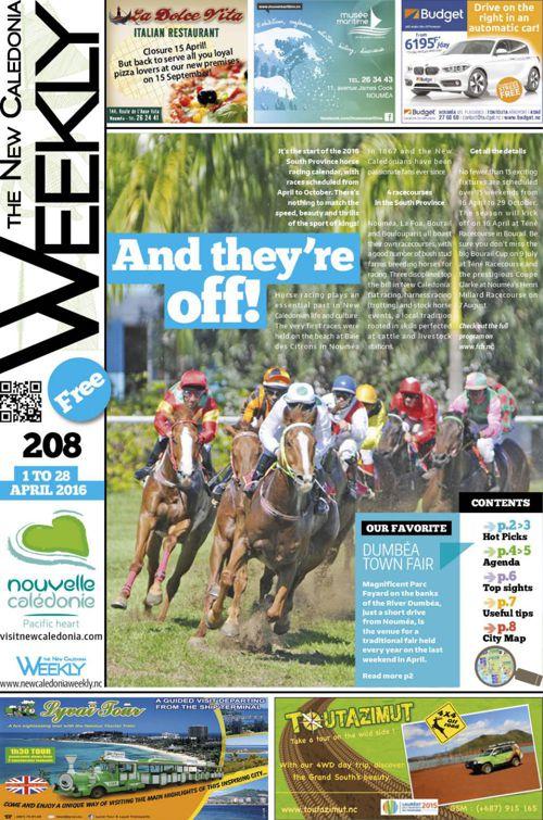 Weekly N°208 1-28 april