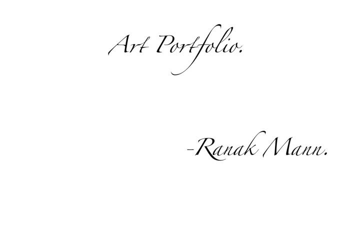 Art Portfolio.