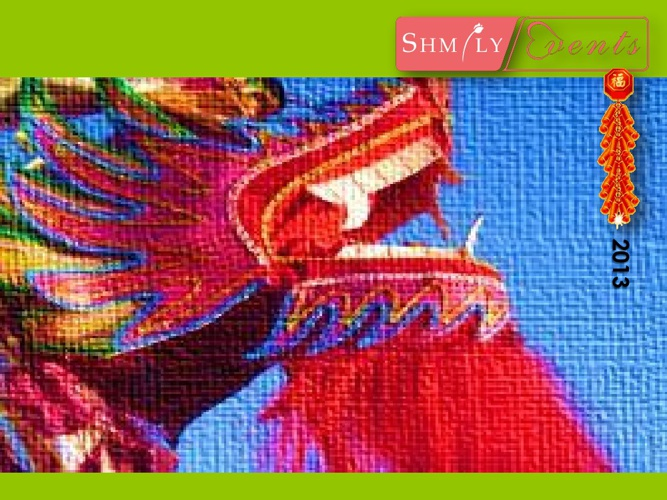 SHMILY EVENTS LUNAR YEAR 2013