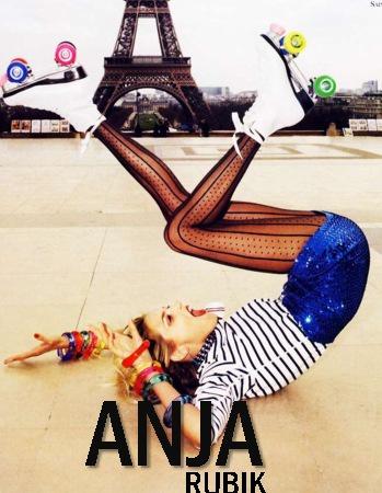 Anja Rubik - Portfolio